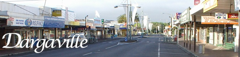 Dargaville Shopping